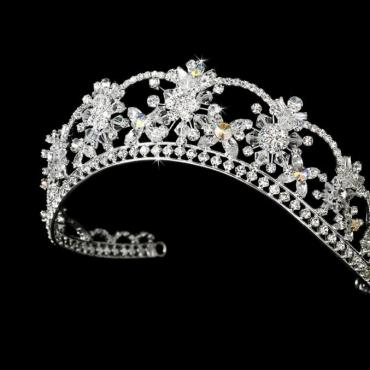 Tiara mireasa Princess