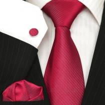 Cravata Rosie pentru Mire