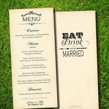 Meniu de nunta
