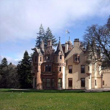 Nunta la Castelul Aldourie