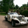 Masina epoca nunta - excalibur