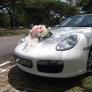 Porsche Boxster Alb inchiriere pentru nunta