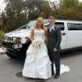 Limuzina Hummer pentru nunta