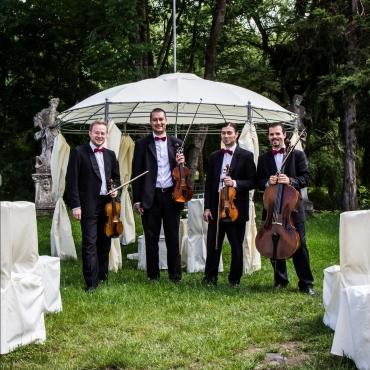 Cvartet de coarde pentru o nunta de vis
