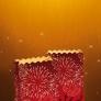 Lampioane festive - artificii
