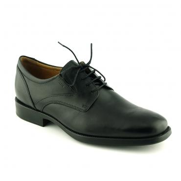 Pantofi negrii clasici pentru mire