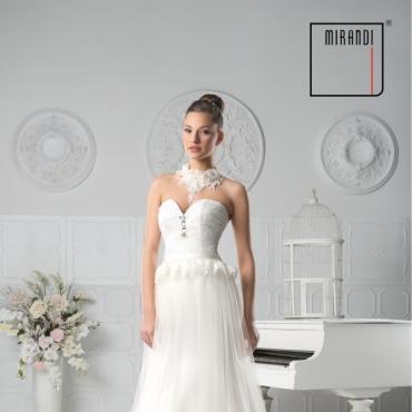Rochie de mireasa MD 7106