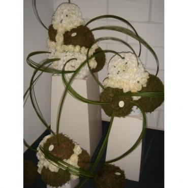 Aranjamente florale pentru nunta