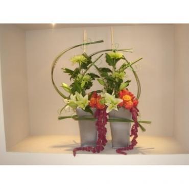 Aranjament floral decor nunta
