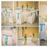 Huse elastice pentru scaune nunta