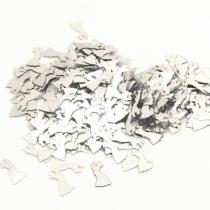 Confetti pentru nunta in forma de mire si mireasa