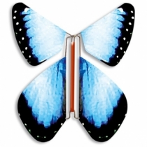 Fluture Zburator Albastru Natural