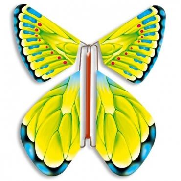 Fluture Zburator Verde