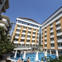 Luna de miere in Turcia 2014, Hotel Alaiye Kleopatra 4* - Alanya