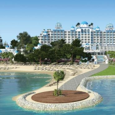 Oferta luna de miere in Turcia, Hotel Rubi Platinium 5* - Alanya