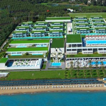 Hotel Adam & Eve 5* - Belek, Ideal pentru luna de miere Turcia 2014