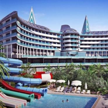 Vacanta Turcia 2014, Hotel Delphin Botanik Platinium 5* - Alanya