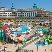 Vacanta Turcia 2014, Hotel Crystal Sunset Luxury Resort & Spa 5* -Side