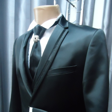 Costum de Gala negru - Slim Fit