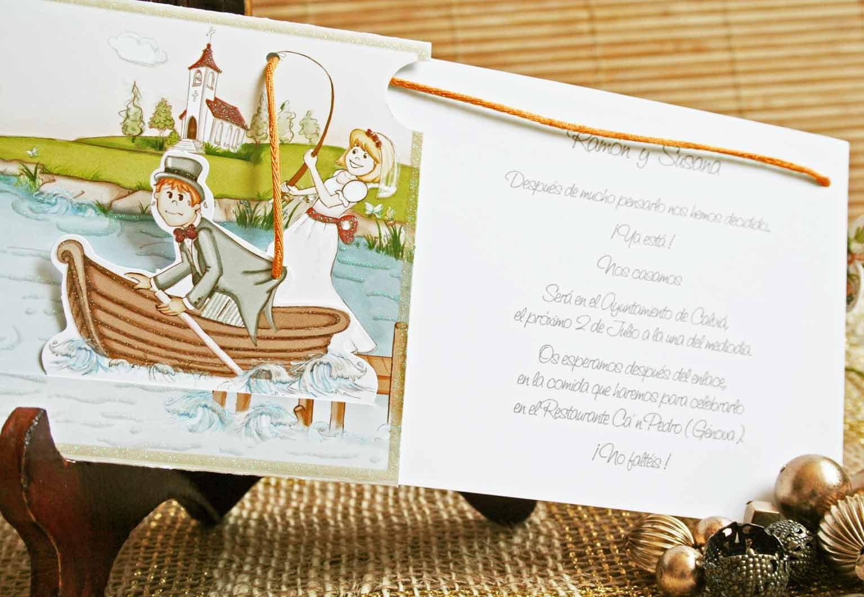 Invitatii Nunta Comice Doyouro