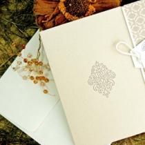 Invitatie clasica de nunta