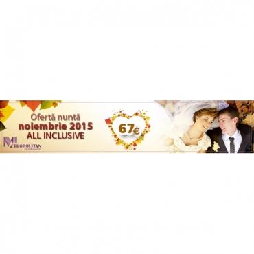 Oferta Nunta Noiembrie 2015