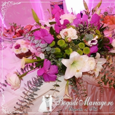 Aranjamente Florale - Buchete Mireasa Vatra Dornei - Suceava