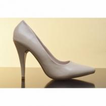 Pantofi eleganti bej