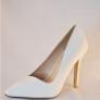 Pantofi Dreams Mireasa - Alb