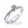 Inel de logodna cu diamante 0.12ct I98ADI