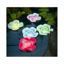 Lumanari plutitoare Trandafiri mici