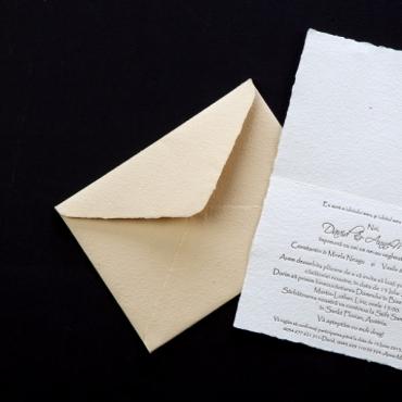 Invitatie Hartie Manuala 3