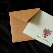 Invitatie Hartie Manuala 4