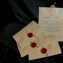 Invitatie Hartie Manuala 10