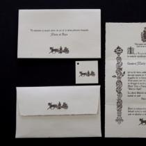 Invitatie Hartie Manuala 1