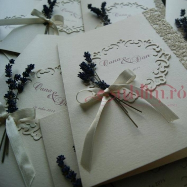 Meniu Lavender Dream
