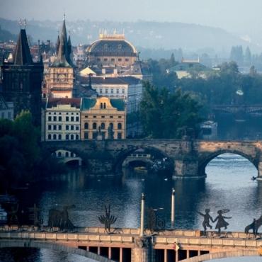 Circuit Praga - Orasul de aur