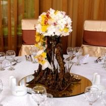 Suport de sticla tip vaza - Neo Event Vanilla Tree