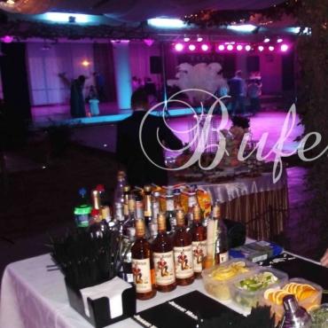 Cocktail Bar pentru evenimente