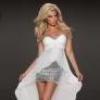 Rochie DivineStar White