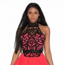 Rochie LuxuriousNight Coral