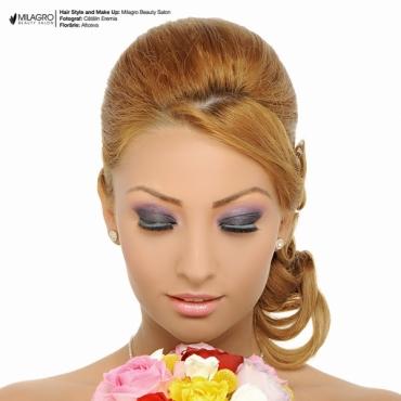 Make-up mireasa