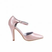 Pantofi Jordana pink