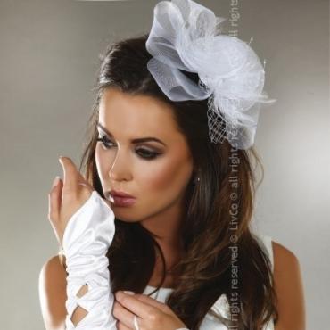 Livia Corsetti Manusi elegante pentru mireasa