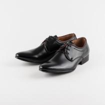 Pantofi barbati ocazie, negri, din colectia Niceto