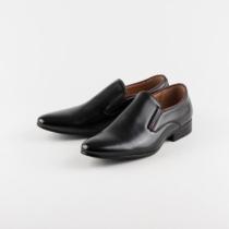 Pantofi barbati ocazie, negri, din colectia Faviano