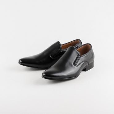 Pantofi barbati ocazie, negri, din colectia Tejeda