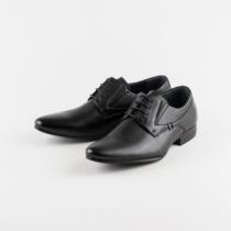 Pantofi barbati ocazie, negri, din colectia Neiber