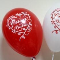 20 Baloane CASA DE PIATRA Inima